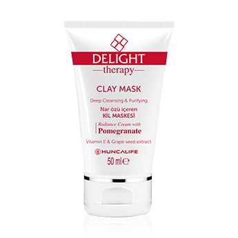 Delight Therapy Nar Özlü Kil Maskesi 75 ml
