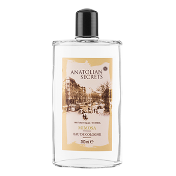 Anatolian's Secret Şişe Kolonya - Mimoza 200 ml