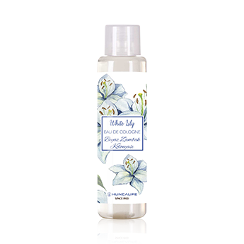 Huncalife White Lilly Beyaz Zambak Kolonyası 200 ml