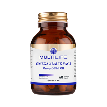 Multilife Omega 3 Softgel