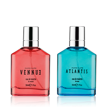Purity Kadın EDT 50 ml + Huncalife Atlantis Erkek EDT 50 ml