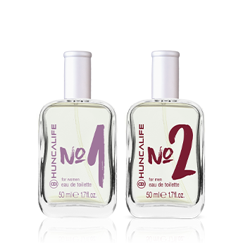Huncalife No 1 Kadın Edt 50 ml + Huncalife No 2 Erkek Edt 50 ml