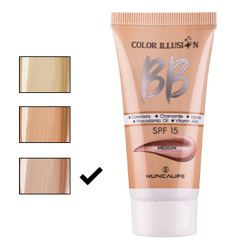 C. I. BB (Beauty Balm) Krem - Ortadan Koyuya 30ml