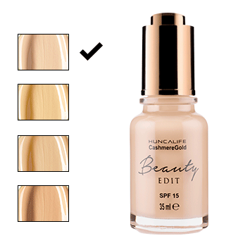 C.G. Beauty Serum Fon.-Altın Bej 35 ml