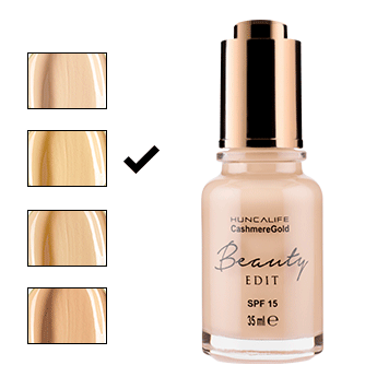 C.G. Beauty Serum Fon.-Karamel Bej 35 ml