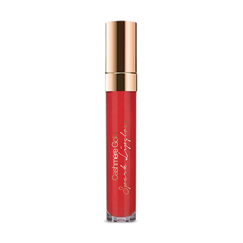 C.G Spark Lipgloss 08 Coral RED  4,5 gr